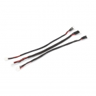 """Dynamite 9"""" LiPo Battery Balance Extension Lead with JST-XH Connector for 2S, 3S and 4S Batteries - DYN5019"""