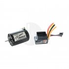 Fusion Exceed Pro 80A Brushless Speed Controller with 10.5T Sensored Motor Combo - FS-XC3105P
