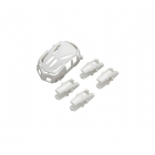 Hubsan Q4 Nano Mini Quad Copter Complete Bodyshell Canopy - H111-01