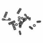 Losi 8ight 2.0 Chassis Spacer and Cap Set - LOSA4453