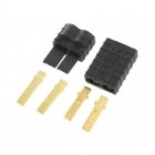 Traxxas Genuine Connector Male/Female (1 Set) - TRX3060
