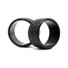 HPI LP32 1/10 T-Drift Tyre Yokohama Advan Neova AD07 (Pack of 2 Tyres) - 4428