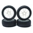 Kyosho Multi Spike Tyre with Foam Insert on MP7.5 Wheels (Set of 4) - BSW40W
