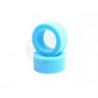 Pro-Line Impact Blue Foam Inserts (2 Inserts) - PL6170