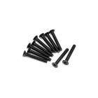HPI Flat Head Screw M3x22mm with 2.0mm Hex Socket (10 Screws) - Z090