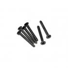 HPI TP Flat Head Screw M3x25mm (6 Screws) - Z583