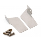 Traxxas Spartan Stainless Turn Fins 4x12mm BCS (Left and Right) - TRX5732
