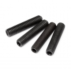 HPI Grub Screw M3x14mm with 1.5mm Hex Socket (Pack of 4 Screws) - 100554