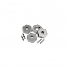 HPI 17mm Hex and Pin Set (Pack of 4) - 101190