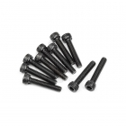 HPI Cap Head Screw M2.6x14mm (10 Screws) - 101248