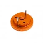 HPI Flywheel for Trophy Series (Orange) - 101759