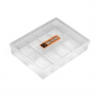 HPI 130x100mm Parts Storage Box with Decals - 110620