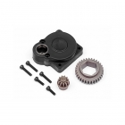 HPI Roto-Start Back Plate with 14mm Hex fits F V2 and G HO Series Nitro Engines - 113736