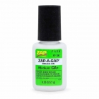 ZAP-A-Gap PT100 CA+ Brush-On 1/4oz Glue (Medium) - 5525638