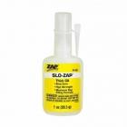 ZAP PT20 Slo-Zap CA Super Glue Adhesive 1oz (Thick) - 5525660