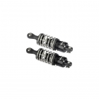 Absima 1/10 Adjustable 62mm Aluminium Dampers (Pack of 2 Suspensions) - ABS2330002