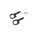 Blade 450 3D and 450 X Tail Servo Boom Mount (Pack of 2) - BLH1658