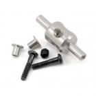 Blade 450 3D and 450 X Aluminium Tail Rotor Hub Set - BLH1669