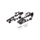 Blade 200 SR X Main Frame Set with Hardware - BLH2009