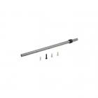 Blade 120 SR Carbon Fibre Main Shaft with Hardware - BLH3107