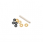 Blade 120 SR Feathering Spindle with O-Rings and Bushings - BLH3113