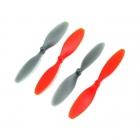 Blade Nano QX 3D Propellers (Set of 4 Props) - BLH7105
