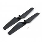 Blade mQX Quad Copter Black Propeller Clockwise Rotation (Pack of 2) - BLH7520