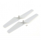 Blade mQX Quad Copter White Propeller Clockwise Rotation (Pack of 2) - BLH7522