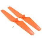 Blade mQX Quad Copter Orange Propeller Counter-Clockwise Rotation (Pack of 2) - BLH7525