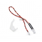 Blade 350 QX Front Red LED with Cover - BLH7807