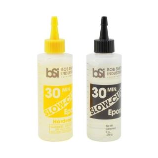 BSI Slow Cure 30 Minute Epoxy Glue (256g) - BSI206