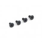 Dubro 3mm x 6mm Flat Head Countersunk Socket Screw (Pack of 4 Screws) - DB2285