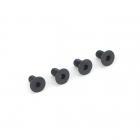 Dubro 3mm x 8mm Flat Head Countersunk Socket Screw (Pack of 4 Screws) - DB2286