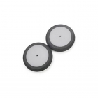 Eflite 63mm Foam Park Wheel for RC Planes (Pack of 2 Wheels) - EFLA225