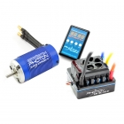 Etronix Photon System with 3.5D 2150KV Brushless Motor and 120A ESC for 1/8 Scale - ET0435