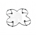 Hubsan X4C Mini Camera Quad Copter Propeller Protection Guard Cover (Black) - H107-A20