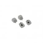 Hubsan X4D FPV Camera Quad Copter Rubber Feet - H107D-A02
