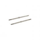 Hangar 9 Titanium Pro-Links 4-40 x 3inch (Pack of 2) - HAN3553
