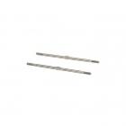 Hangar 9 Titanium Pro-Links 4-40 x 3-1/2inch (Pack of 2) - HAN3554