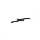 FlightLine 2BAx47mm Black Polyprope Wingfix Bolts (Pack of 2) - HFL5500