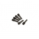 HPI Screw Shaft M4x2.5x12mm (Pack of 6) - HPI86094