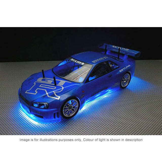 light scale nitro rc truck with Varad Rc Neon Under Car Led Lighting Kit Red Rc200r on 200002650 further Traxxas Slash Short Course 4wd Rtr Tra68086 4 Mark Jenkins in addition Proline Racing Pro3430 00 2014 Chevy Silverado Cle additionally Steering Parts Diagram For Rc Cars together with 41p Baja Head Light Green.