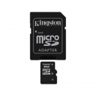 Kingston 8GB Micro SDHC Digital Memory Card Class 4 - SD4C-8GB