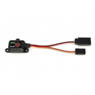 Sky RC Electronic Push Button Switch with LiPo cut off for Nitro RC Models - SK-600054