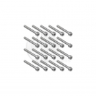 Simply RC M4 x 35 Socket Cap Screw (Pack of 20 Screws) - SRC-40052
