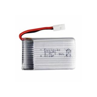 Syma X5 and X5C Quad Copter 500mAh 3.7v 1S LiPo Battery - SYSX5-11