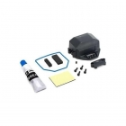 Traxxas Receiver Box with Wire Cover, Foam Pads and Silicone Grease - TRX7024X
