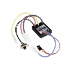 Mtroniks Viper Marine 25A Electronic Speed Controller Waterproof ESC for RC Boats - VIPERMARINE25