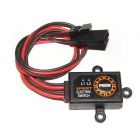 Xpert Electronic Power Switch for Nitro Models Using NiMh, LiFe and LiPo Batteries - XP-B3206