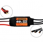 Overlander ESC XP2 60A SBEC Brushless Speed Controller for Planes and Helis - OL-2721